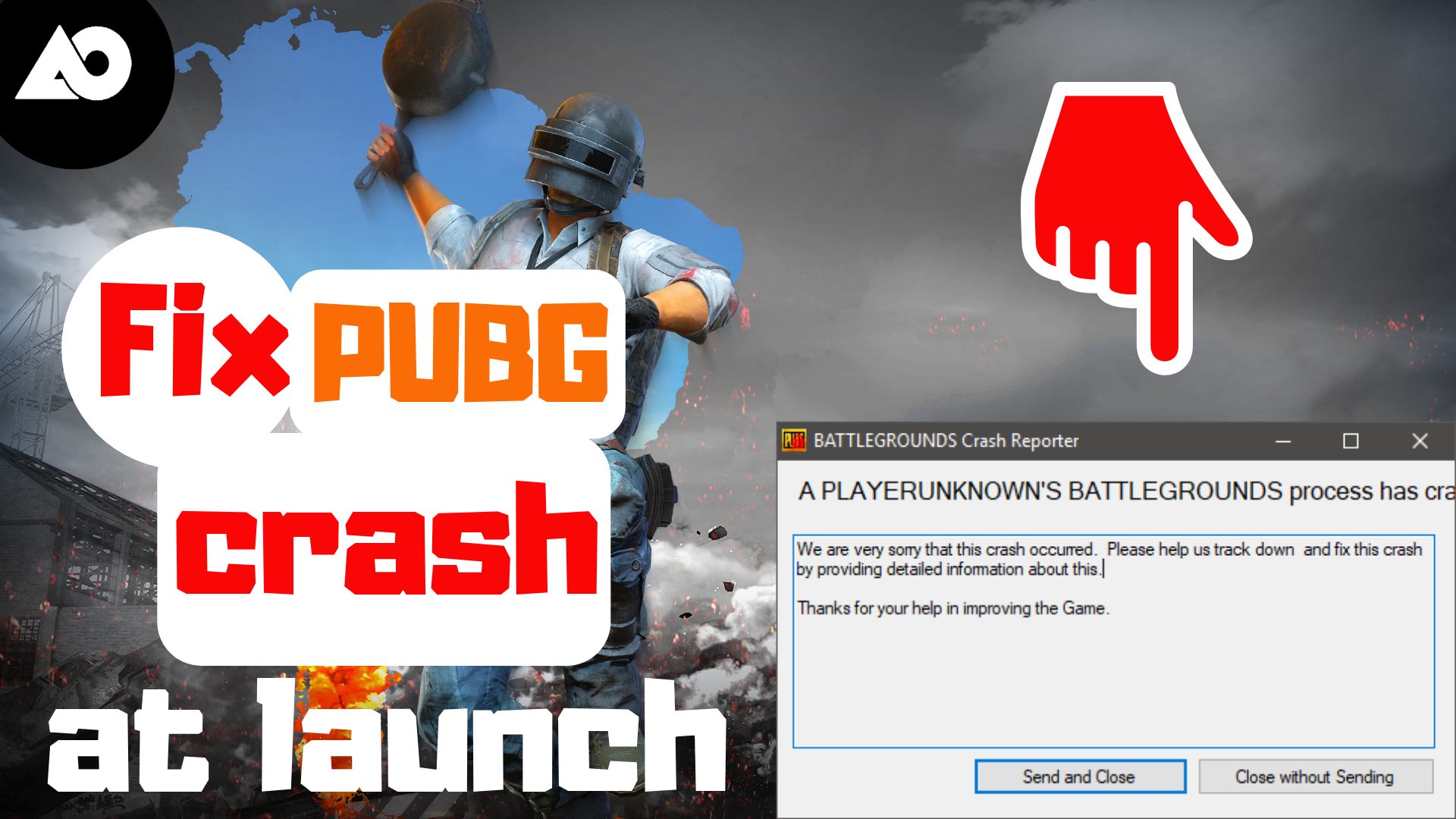 PUBG crashing on launch with the latest update of 2019 | APKBooth