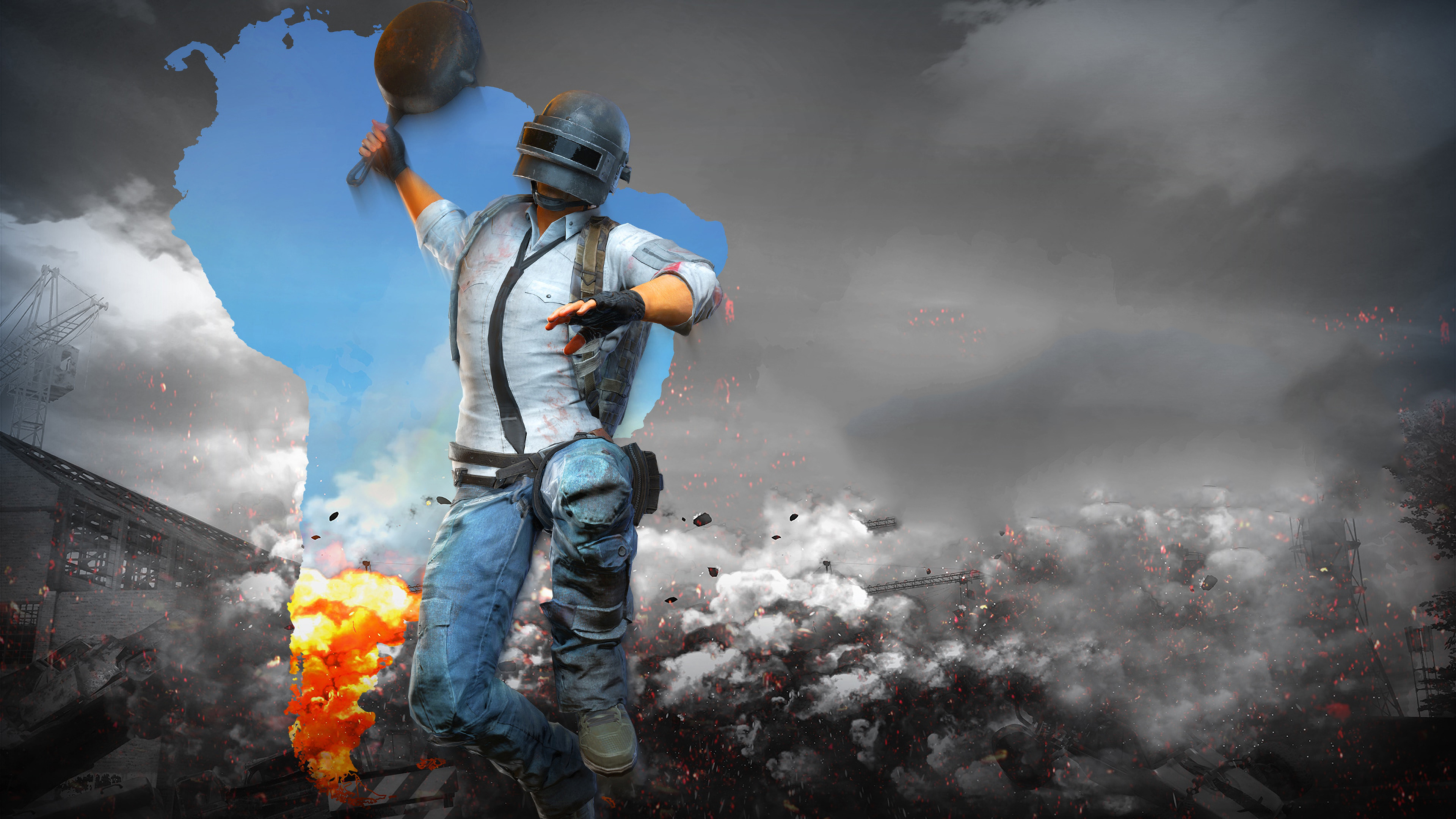 Pubg Hd Wallpaper: PUBG Wallpaper 4K/HD Of 2019 Download
