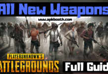 pubg best weapons