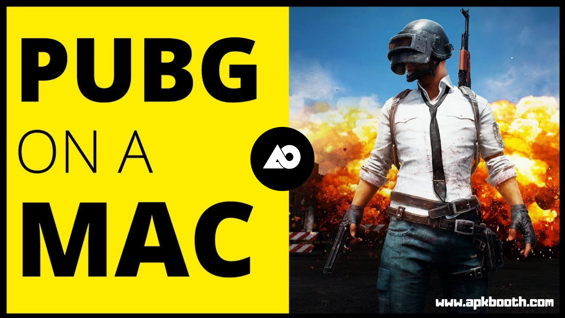 player unknown battlegrounds mac