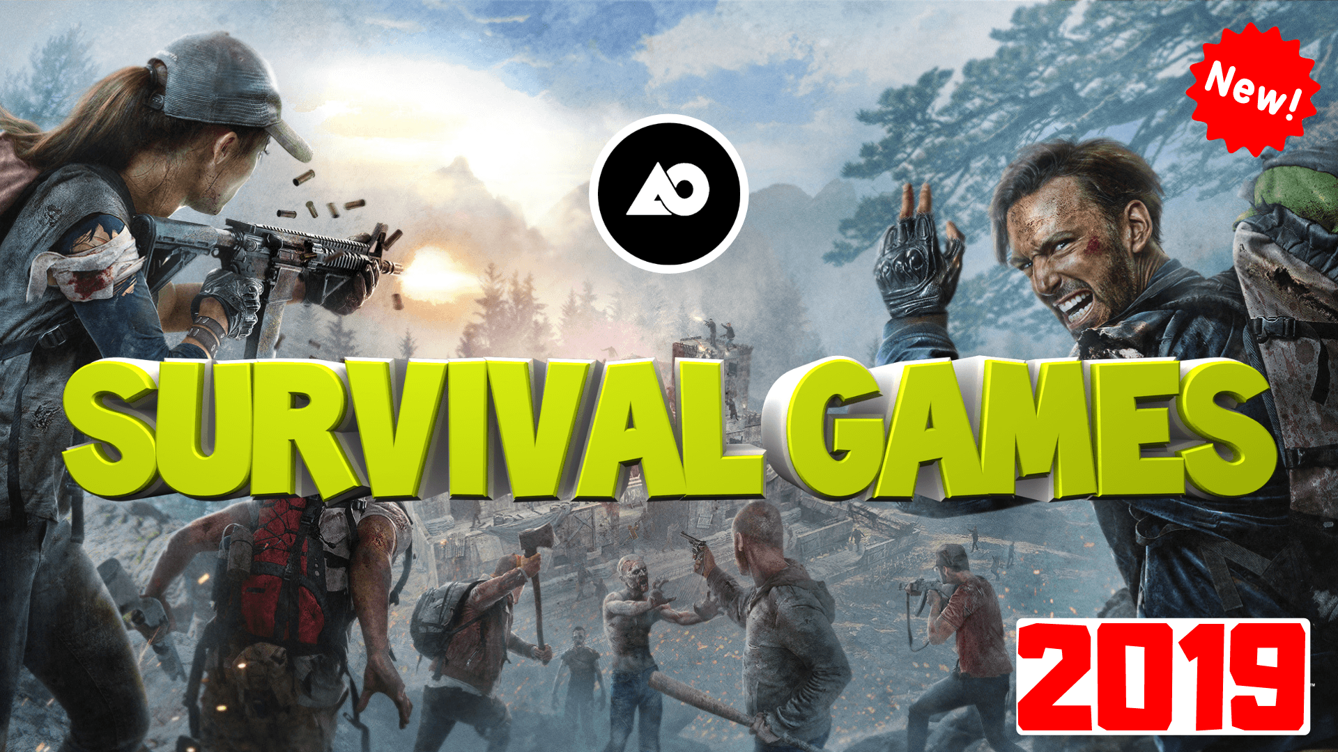 Top 10 Free Survival Games on PC/Smartphone | APKBooth