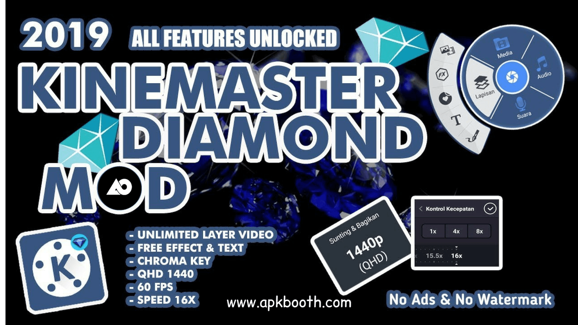 kinemaster pro apk no watermark download ios