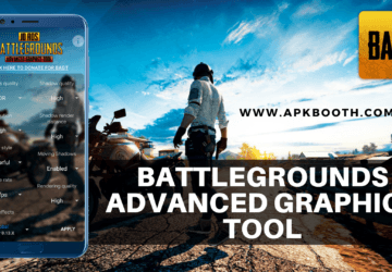 Download Battlegrounds Advanced Graphics Tool [NO BAN NO LAG] 1
