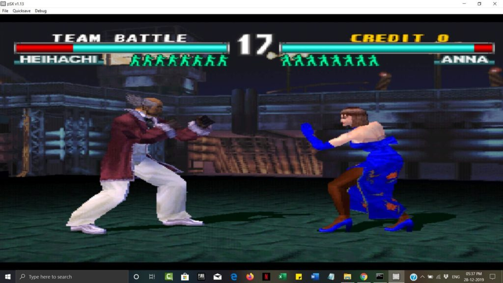 tekken 3 on pc