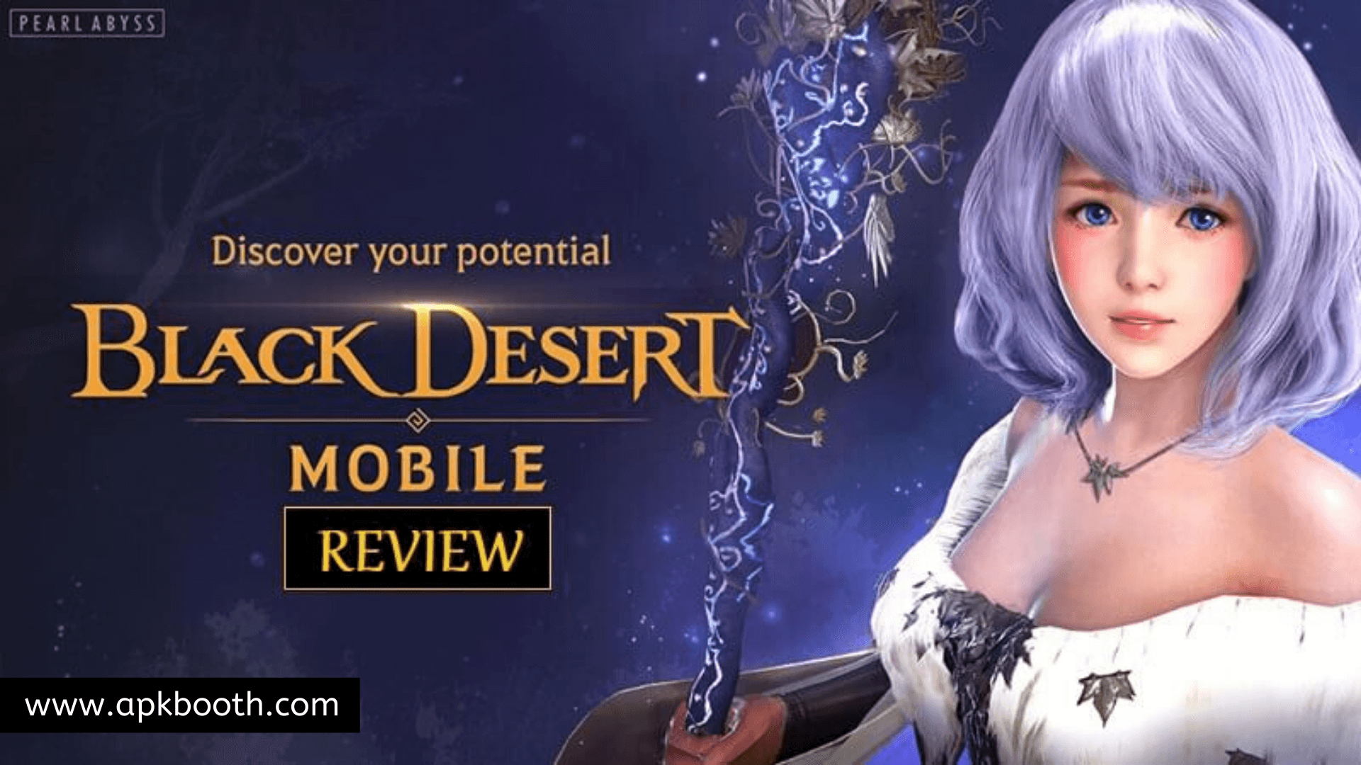 black desert mobile game