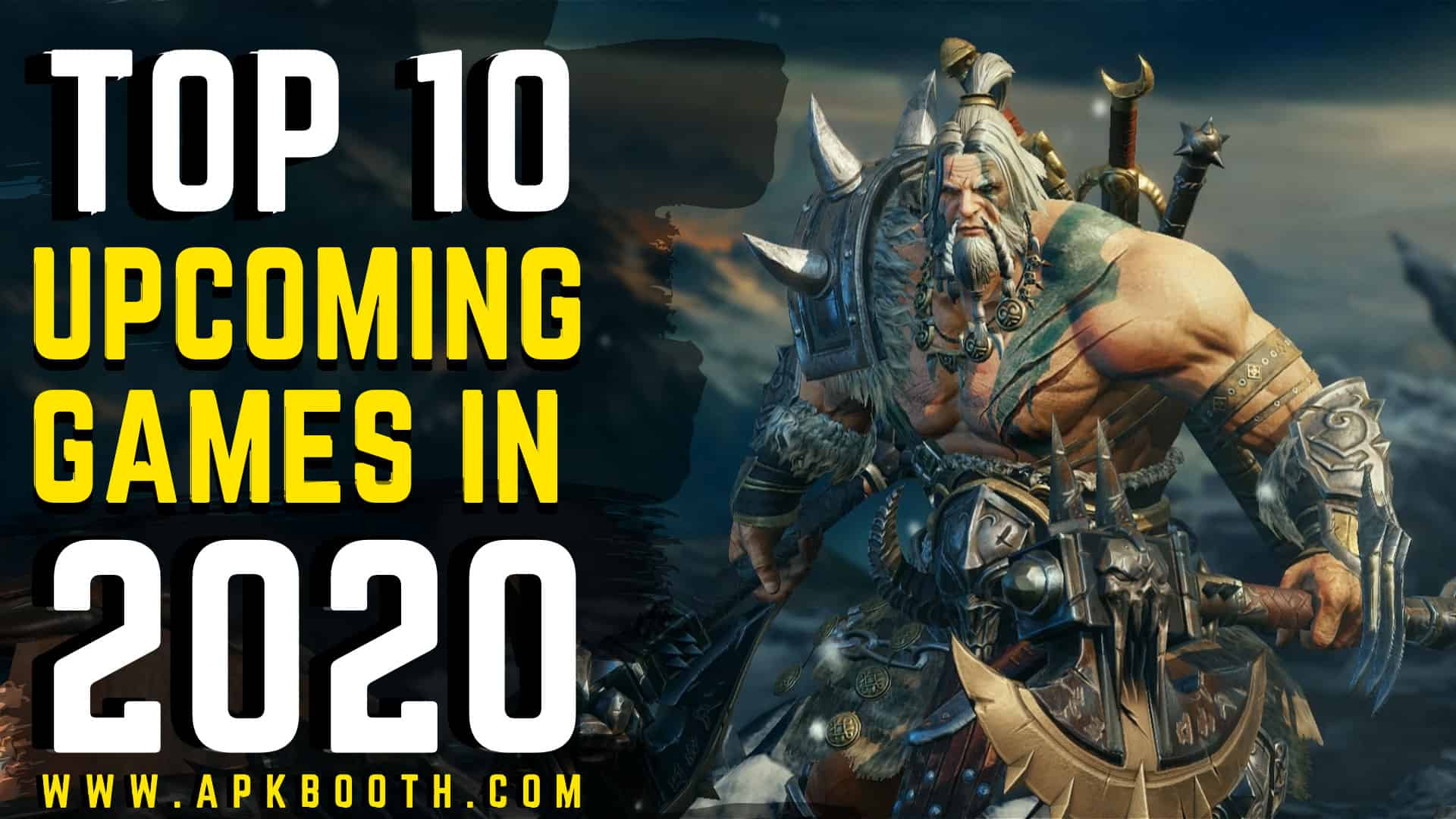 Top 10 Upcoming Mobile Games for Android and iOS User {2020} 1