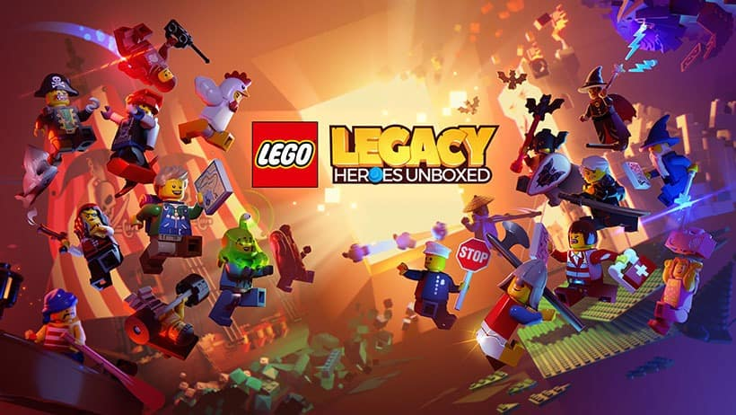 upcoming mobile games lego legacy heroes unboxed