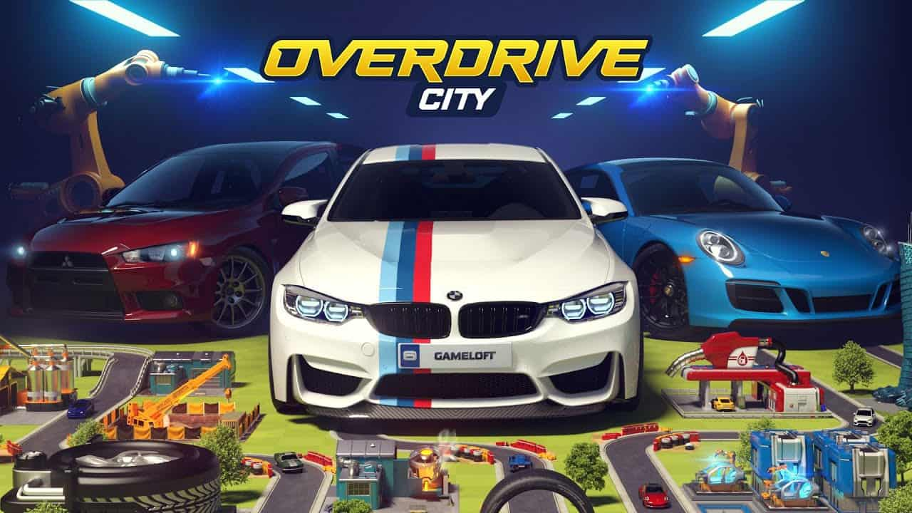 upcoming mobile games overdrive city