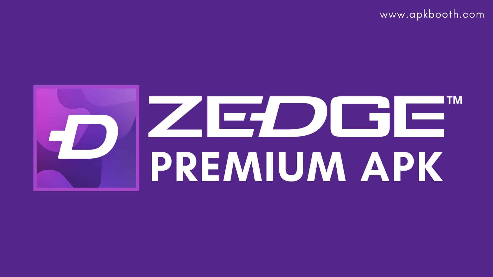 zedge premium apk