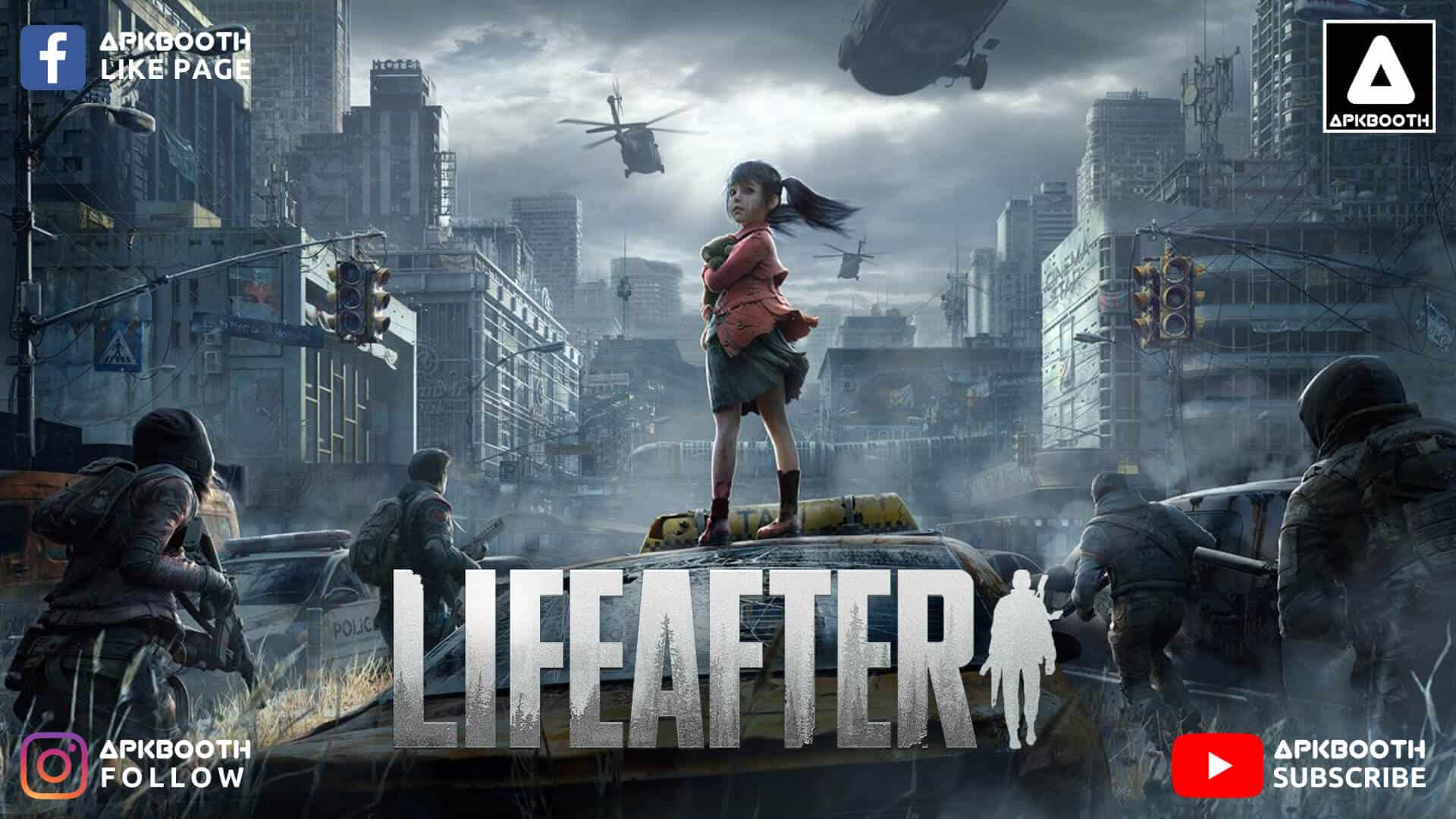 lifeafter pc